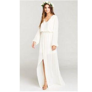 Show Me Your MuMu Jocelyn Dress